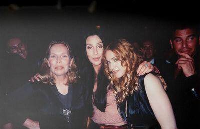 Patrick McMullan, 'Joni Mitchell, Cher & Madonna', ca. 1980's