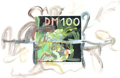 Burkhart Beyerle, 'DM 100 - zu teuer', 1992