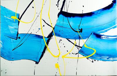 Ken Tate, 'Back to Blue', 2016