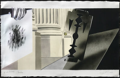 James Rosenquist, 'Chambers', 1980