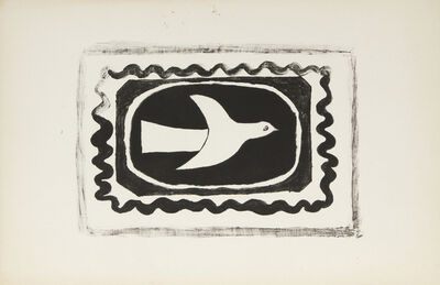 Georges Braque, 'Bird VII', 1954