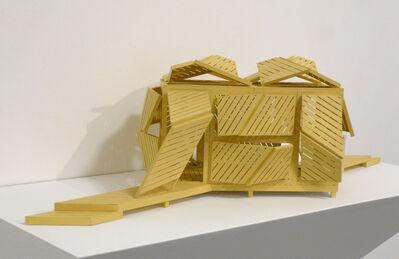 Michael Jantzen, 'Out of the Box Pavilion (Maquette)', 2014