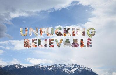 Emily Hoerdemann, 'Unfuckingbelievable (Lucerne)', 2019