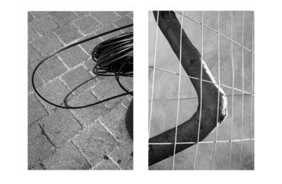 Eglantine Lavogez, 'Diptych 5', 2010