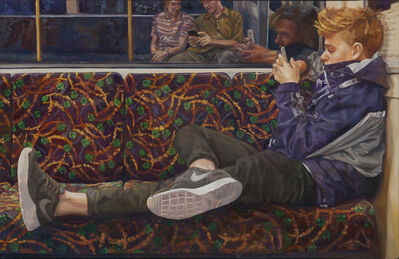 Marcus Beilby, 'The Fremantle Line', 2016