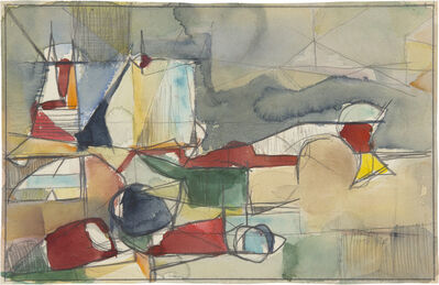 Richard Diebenkorn, 'Untitled', 1946