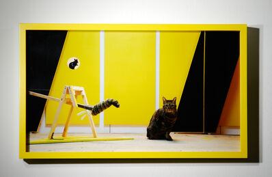 Motohiko Odani, 'Terminal Impact (in the case of the fortune cat A)', 2015