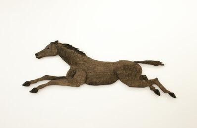 Stephan Balkenhol, 'Pferd', 2021