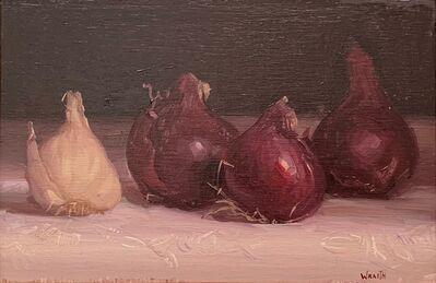Robbie Wraith, 'Onions and Garlic', 2019