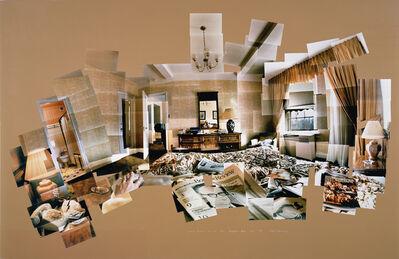 David Hockney, 'Sunday Morning, Mayflower Hotel, New York Nov. 28, 1982', 1982