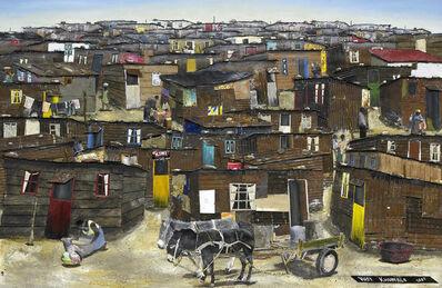 Vusi Khumalo, 'Thembani Informal Settlement'