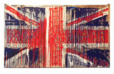 RETNA, 'Good Ol' Union Jack', 2011