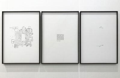 Giulia Marchi, 'Lineare A', 2019