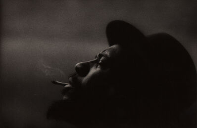 W. Eugene Smith, 'Thelonious Monk Rehearsing in the Loft', 1959