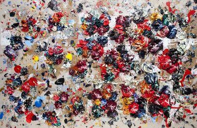 Ismael Lagares, 'Cadmium Red II', 2019