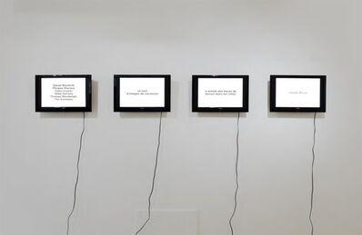 Isabelle Le Minh, 'Listing', 2009