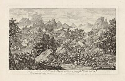 Isidore-Stanislaus-Henri Helman, 'Bataille gagn'e par Tchao-hoei, ou Fou-t'.. (plate X)', 1783