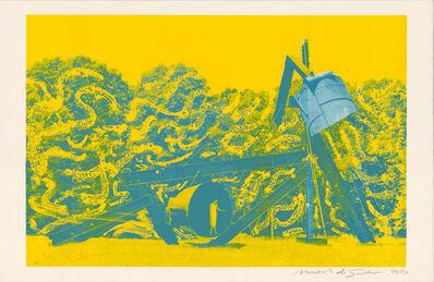 Mark di Suvero, 'Lady Day', 1990