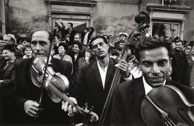 Josef Koudelka, 'Strážnice, Moravia, Czechoslovakia', 1966