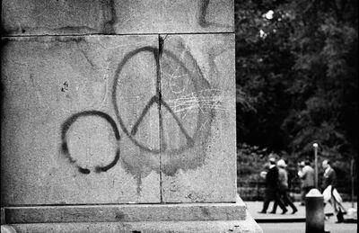 Jim Marshall, 'Peace, New York', 1964