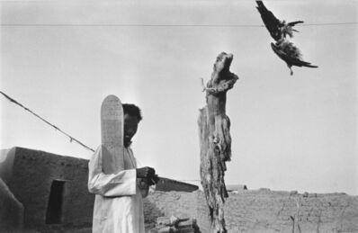 Attar Abbas, 'Mali Villaggio di Severi', 1988