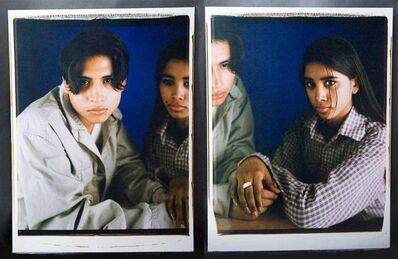 Dawoud Bey, 'Large Format Polaroid Portraits African American Artist Dawoud Bey', 20th Century