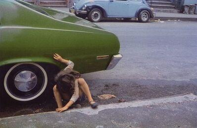 Helen Levitt, 'New York', 1974