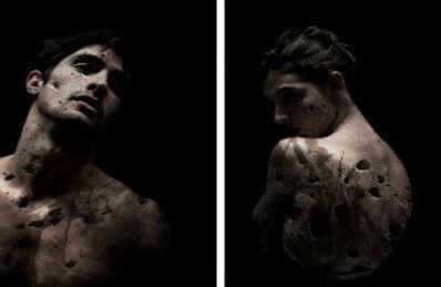 ANTHONY MIRIAL, 'Les Amoureux du 13 Novembre', 2015