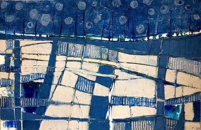 Pat Forbes, 'Blue Landscape II', 2018