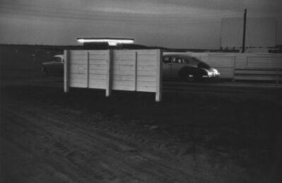 Robert Frank, 'Drive-in Movie. Lusky, Wyoming', 1956