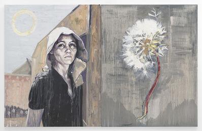 Hung Liu 刘虹, 'Weedpatch', 2015