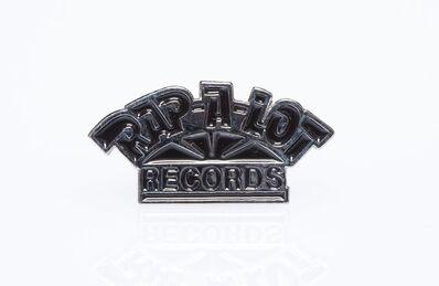 Supreme X Rap-A-Lot, 'Rap-A-Lot Records Pin', 2017