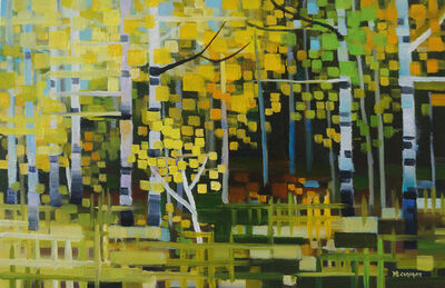 Michelle Condrat, 'Spring Fling', 2015