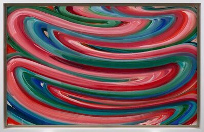 Karin Davie, 'Untitled (Curves) #7', 2000