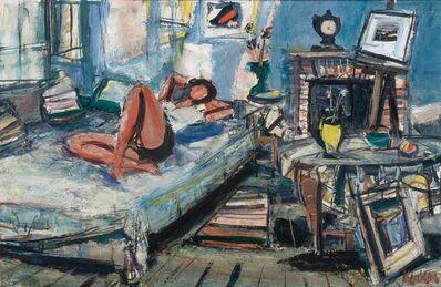 Sigmund Menkes, 'Woman in an Interior'
