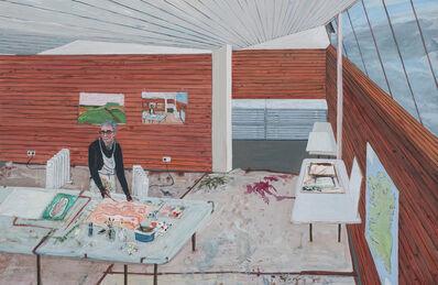 Sarah McEneaney, 'Ballinglen Studio', 2016
