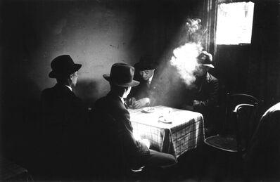 Bert Hardy, 'Chinese Seamen, Liverpool', 1942