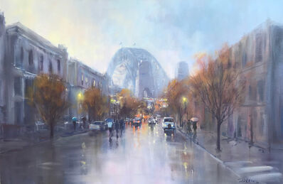 Ted Lewis, 'Wet Afternoon', 2018