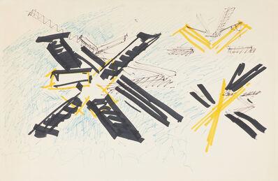 Mark di Suvero, 'Eindhoven - Venice', 1971