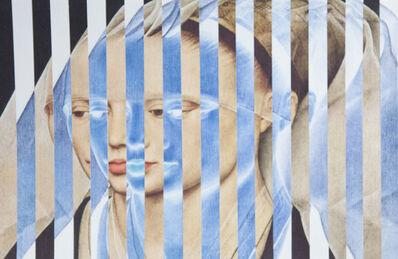 Ellen Wallenstein, 'VdW Portrait of a Lady Pos/Neg', 2014