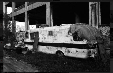 Adolfo Doring, 'Bus (Detroit, MI) 2010', 2019