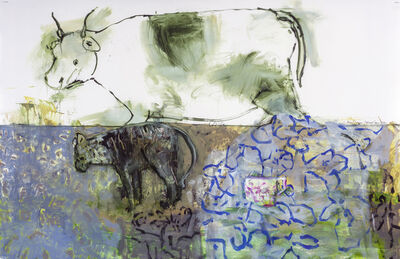 Mary Vernon, 'Cat and Cow', 2019
