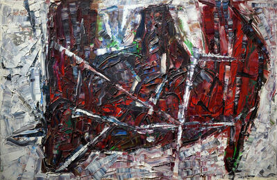 Jean-Paul Riopelle, 'CATHÉDRALE', 1966