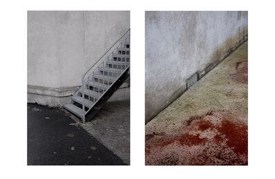 Eglantine Lavogez, 'Diptych 4', 2010