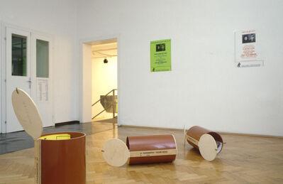 Martin Kippenberger, 'Schon wieder 1 Kippenberger 5x ', 1991