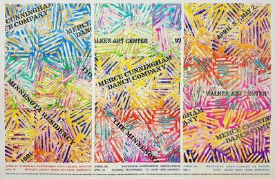 Jasper Johns, 'The Minnesota Residency (Walker Art Center) (Usuyuki)', 1981