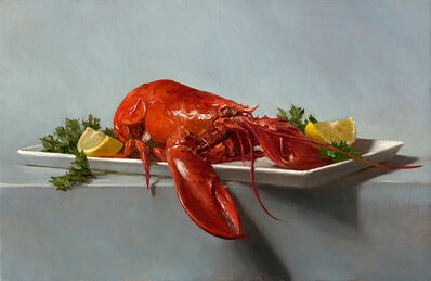 Sarah Lamb, 'Lobster', 2018
