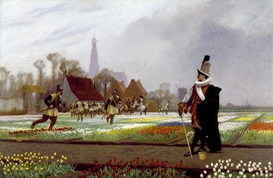 Jean-Léon Gérôme, 'The Tulip Folly ', 1882