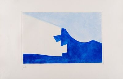 Serge Poliakoff, 'Composition bleue'