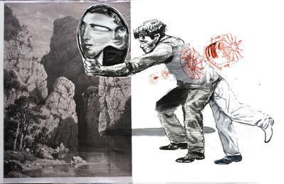 Mohamed Lekleti, 'Narcisse', 2016